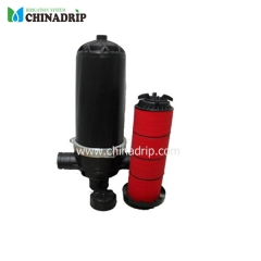 cheap and high quality large disc filter for irrigation